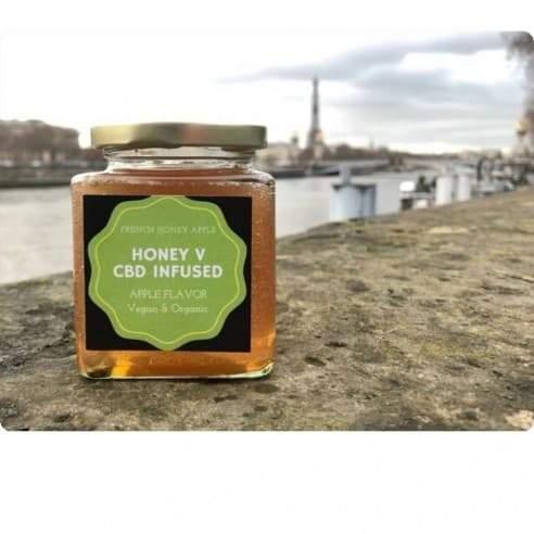 """MIEL"" DE POMME CBD - Honey Vegan"