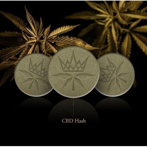Hash CBD - Pollen Mango Kush 1,5g