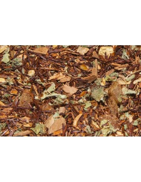 Infusion CBD - Rooibos Gingembre
