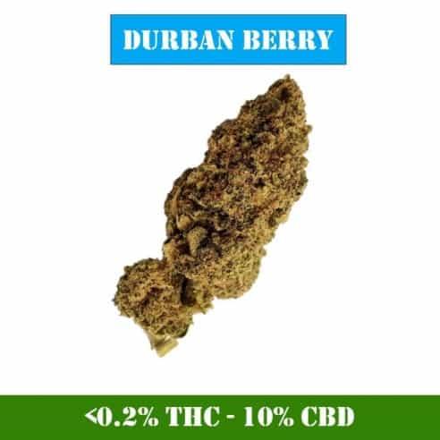 Fleurs CBD -Durban Berry Indoor
