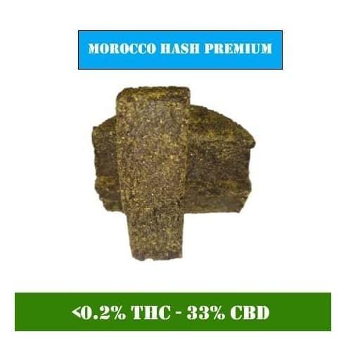 Hash CBD - Morocco Premium - Pollen