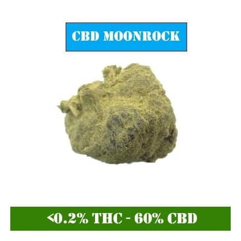 Moonrock CBD - Sunrock